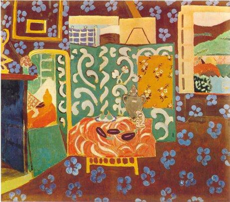 Henry Matisse, Natura morta con melanzane