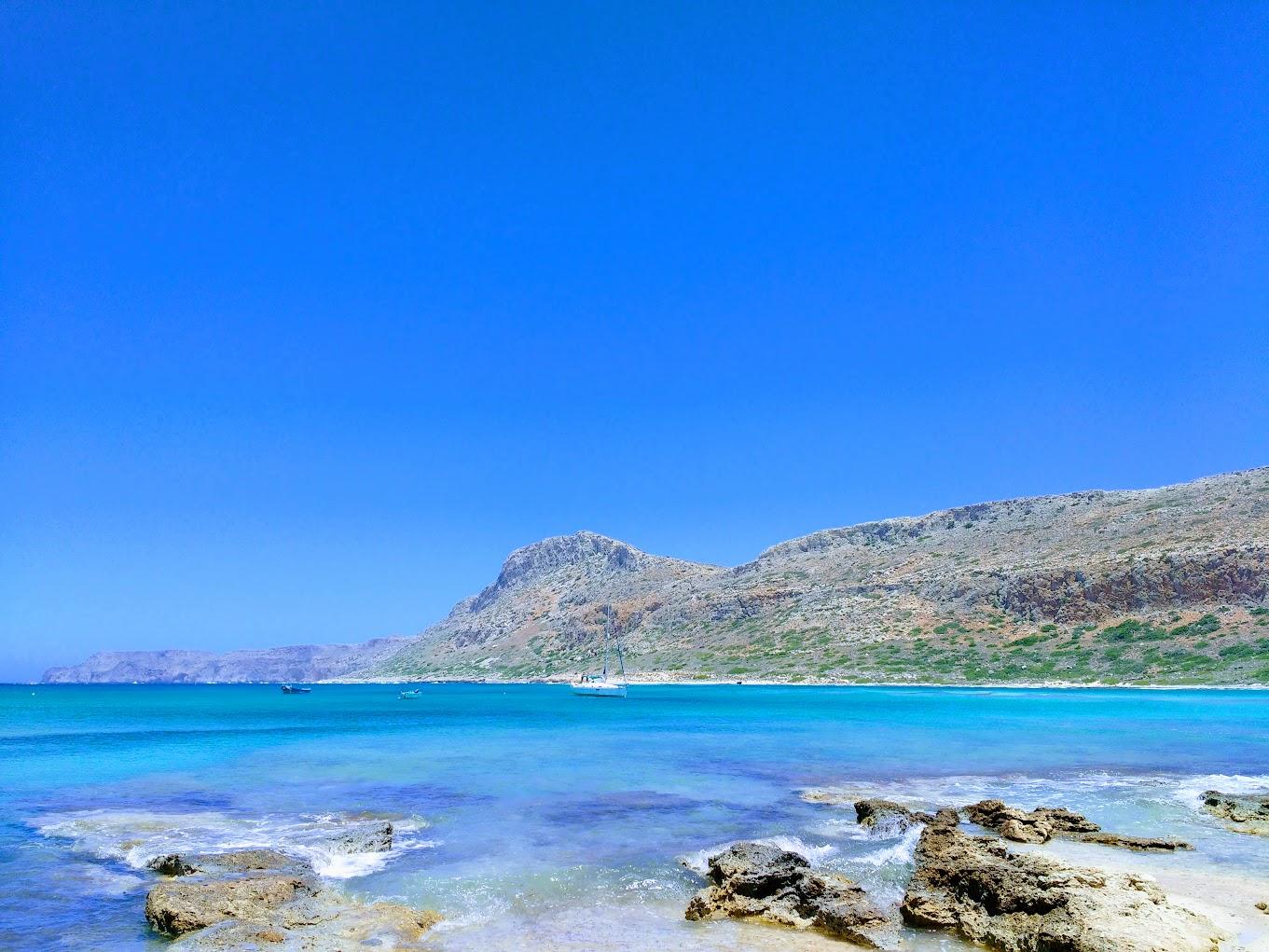 la zuppa di pesce di Santorini