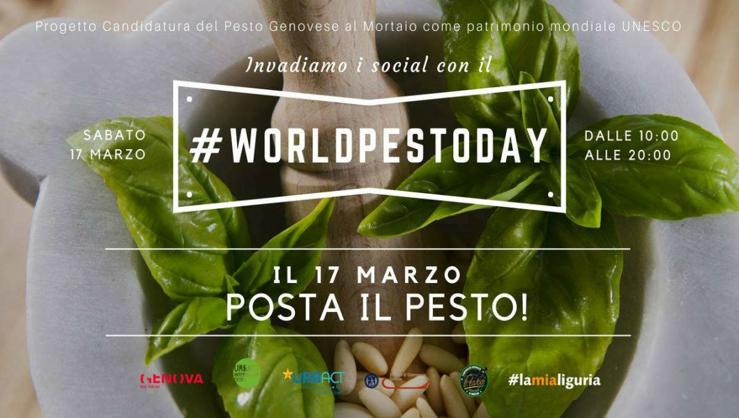 world pesto day