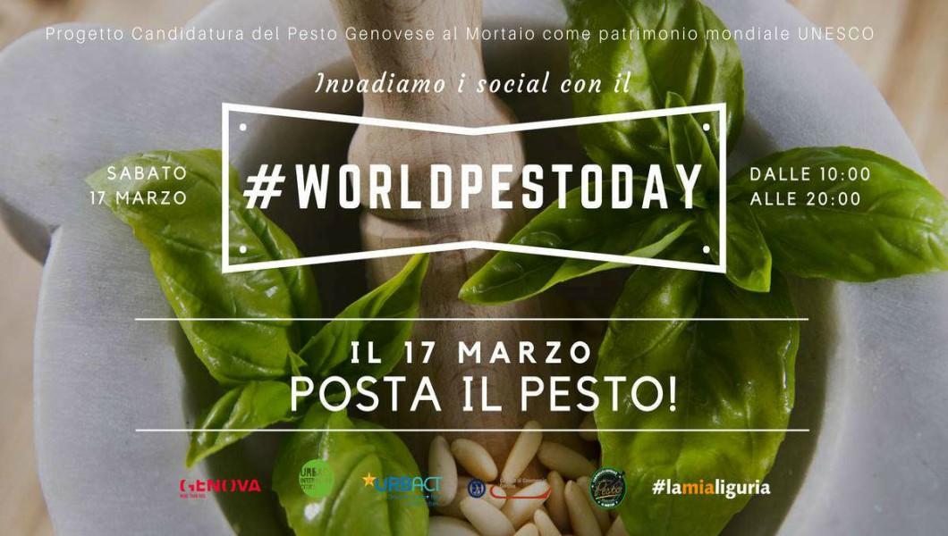 world pesto day
