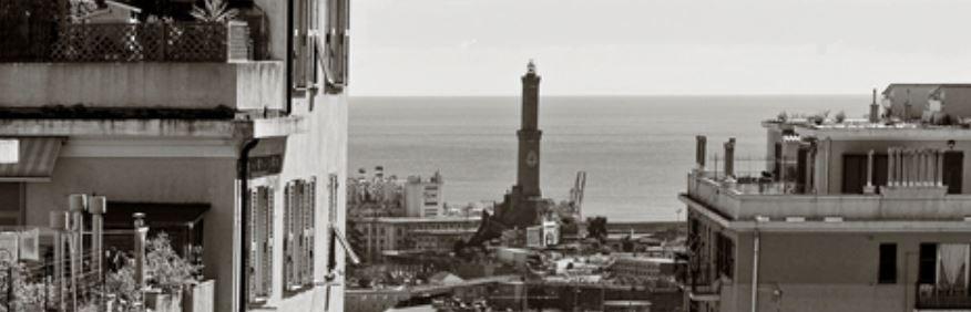 Genova nell'interpretazione di Patrizia Traverso