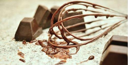 lavorazione del cioccolato
