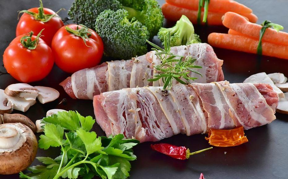 filetto di maiale al cartoccio