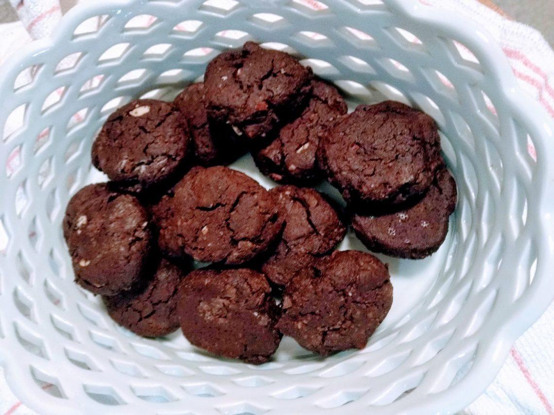 frollini cacao e mandorle