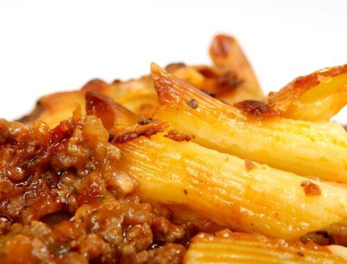 ragù di carne alla bolognese
