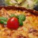 lasagna vegetariana al forno