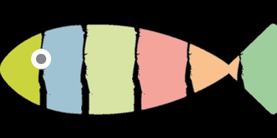 tonno stilizzato